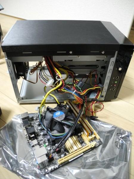 JX-FX400Bへの組み込み